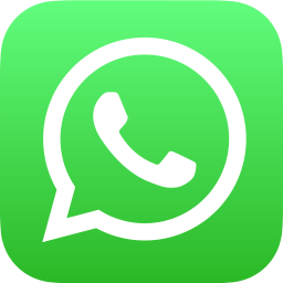 Whatsapp Icon of Flat style - Available in SVG, PNG, EPS, AI & Icon fonts