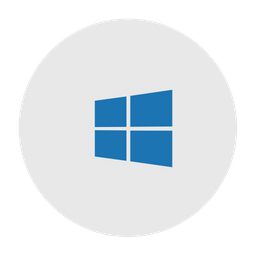 Windows 10 Logo Icon Of Flat Style Available In Svg Png Eps Ai Icon Fonts
