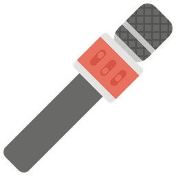Wireless Mic Icon