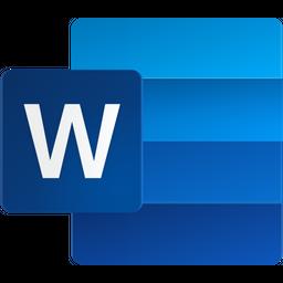 Resultado de imagen para word ico