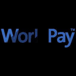 Worldpay Flat  Logo Icon