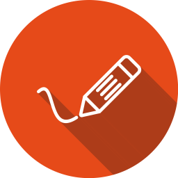 Writing Icon of Line style - Available in SVG, PNG, EPS, AI & Icon ...