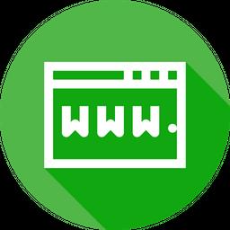 Www Line Icon