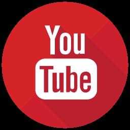 Youtube Flat  Logo Icon