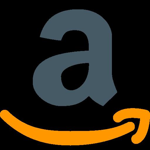 Amazon Logo Icon Of Flat Style
