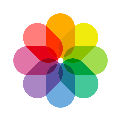 Apple Photos Icon Of Flat Style Available In Svg Png Eps Ai Icon Fonts