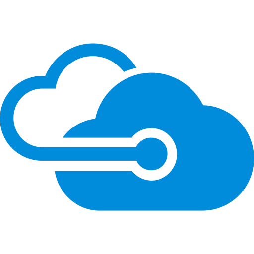 Azure Logo Icon Of Flat Style Available In Svg Png Eps Ai Icon Fonts