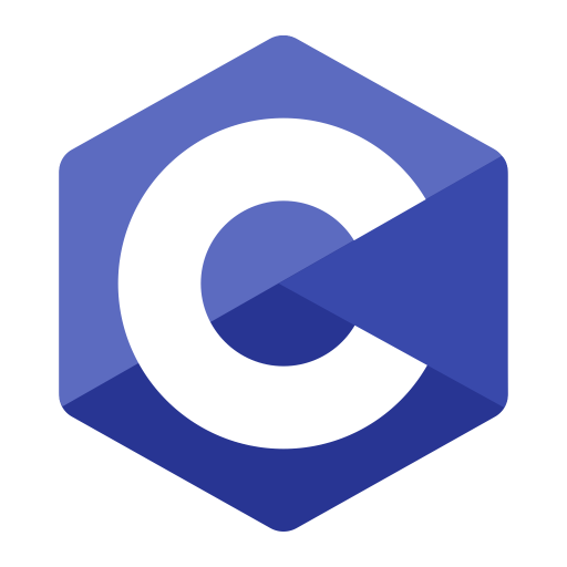 C programming Icon of Flat style - Available in SVG, PNG, EPS, AI & Icon  fonts