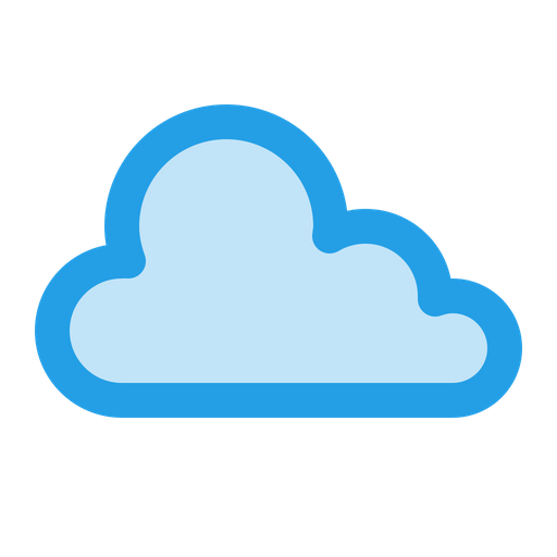 Cloud, Online, Storage, Outline, Stroke, Interface, UI Icon