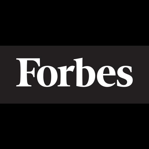 Forbes Logo - Application built using Angular
