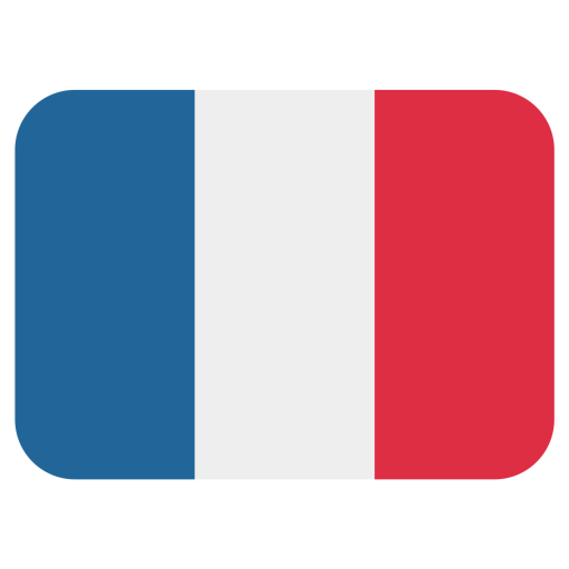 France Flag Icon Of Flat Style Available In Svg Png Eps Ai Icon Fonts
