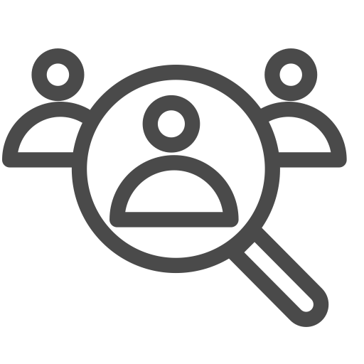 Generate Lead Icon of Line style - Available in SVG, PNG, EPS, AI