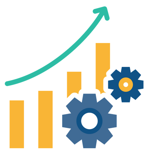Generate, Value, For, Investors, Rapid, Growth, Planning Icon of