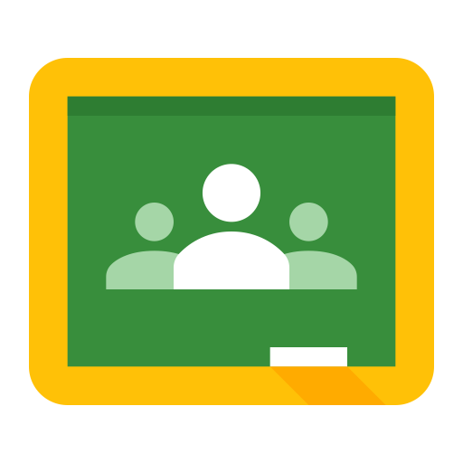 Google classroom Icon of Flat style - Available in SVG, PNG, EPS ...