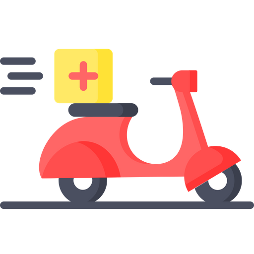 Home Delivery Icon Of Flat Style Available In Svg Png Eps Ai Icon Fonts