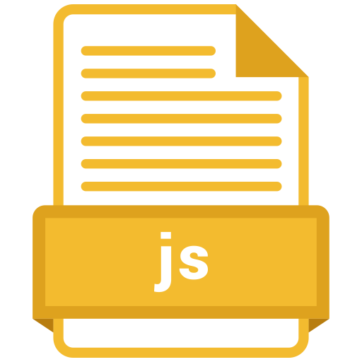 Free Js file Icon of Flat style - Available in SVG, PNG, EPS, AI & Icon  fonts