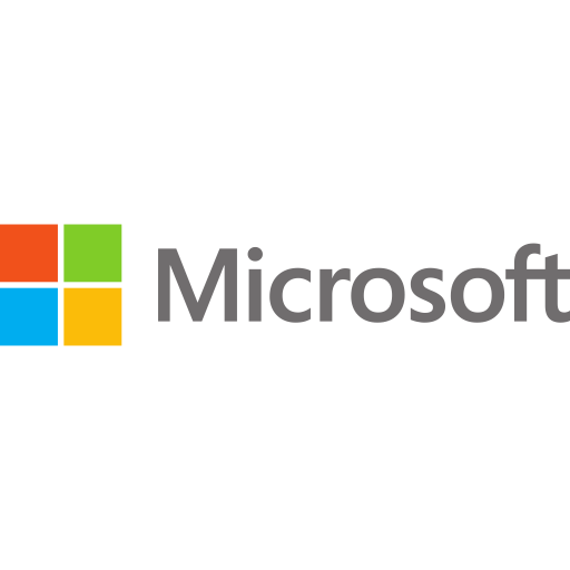 Microsoft Logo Icon of Flat style - Available in SVG, PNG, EPS, AI & Icon  fonts