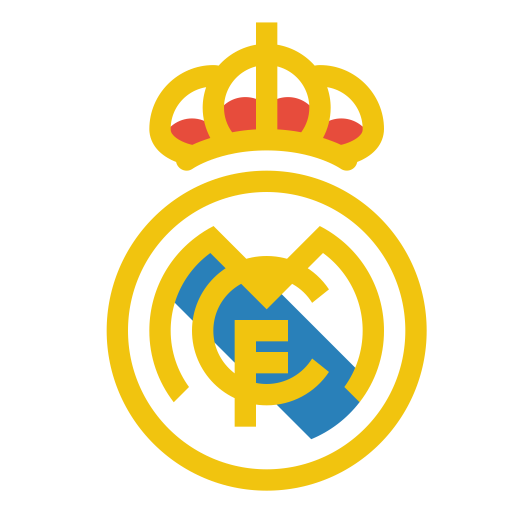Real Madrid Icon Of Flat Style Available In Svg Png Eps Ai Icon Fonts