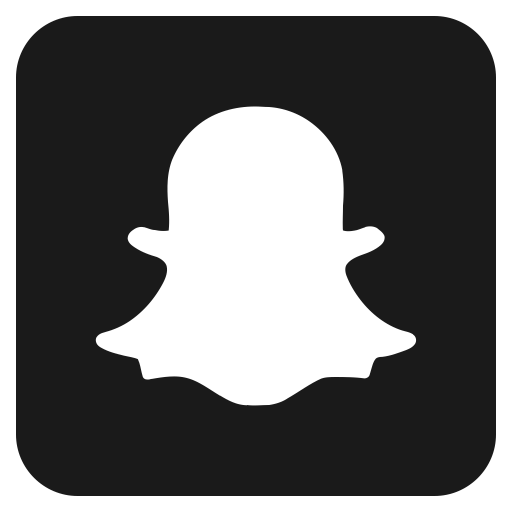 Snapchat Logo Icon Of Glyph Style Available In Svg Png Eps Ai Icon Fonts