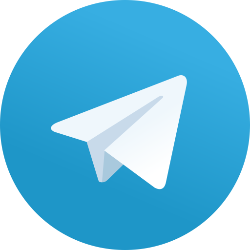 Free Telegram Flat Logo Icon - Available in SVG, PNG, EPS, AI & Icon fonts