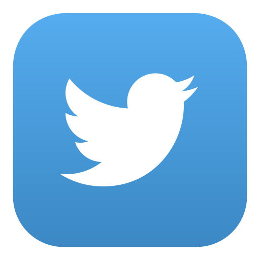Twitter Icon of Flat style - Available in SVG, PNG, EPS, AI & Icon ...