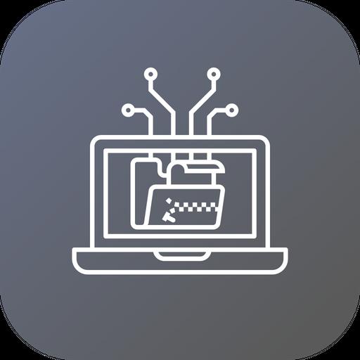 Unzip - Download FREE Vector Lineicon