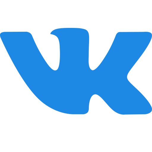 Vk Logo Icon of Flat style - Available in SVG, PNG, EPS, AI