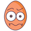 Frown Egg