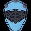 Goalkeeper Helmet