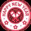 Newyear Badge