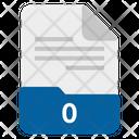 0 File Icon
