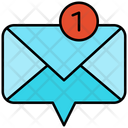 01 Email New Email Email Notification Icon