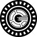 0 X Cash Currency Icon
