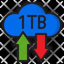1 TB Storage Icon