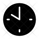 10 Clock Time Icon