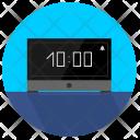 10 am alarm Icon