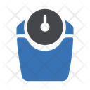Weight Meter Scale Icon
