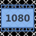 1080p Hd Icon