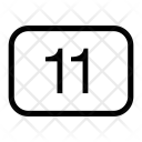 11 Icon