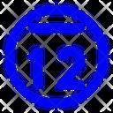 12 Icon