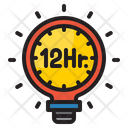 12 Hour Icon