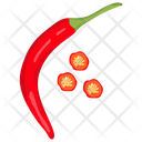 Chili Pepper Red Chili Tabasco Pepper Icon