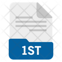 1st file Icon