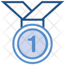 1st Medal Icon