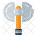 2 sided axe Icon