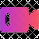 Media Video Camera Icon