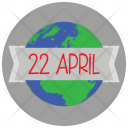 22nd april Icon