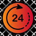 Passage Time Clock Icon
