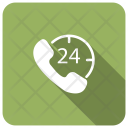 Services Support Call Icon