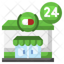 24 Hour Medical Services Icon